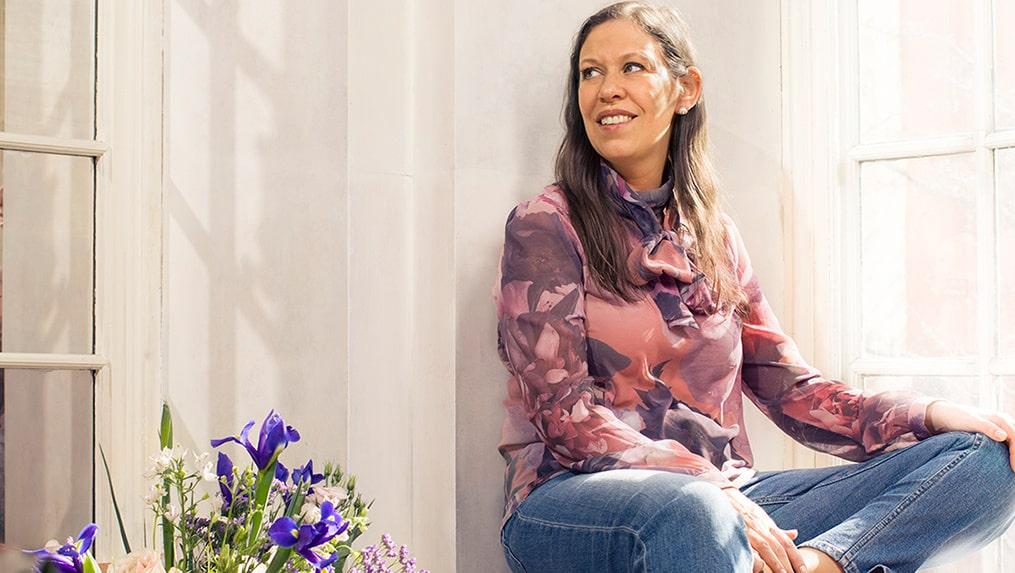 Ida Sjöstedt designar sommarens vackraste rosévin.
