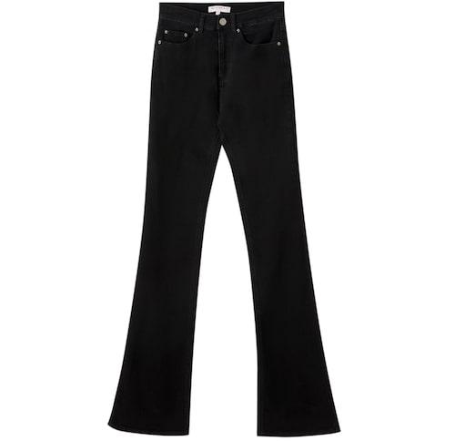 Jeans av bomull/polyester/elastan, Pull & Bear.