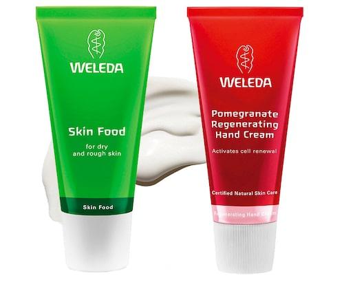 Victoria Beckham älskar Weledas hudvårdsprodukter.