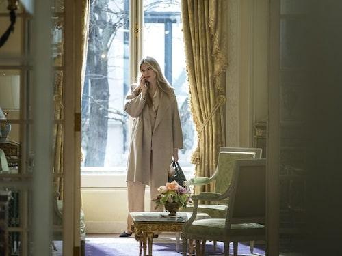 Lily Rabes karaktär i The Undoing, Sylvie, är advokat i typisk elegant Upper East-stil.