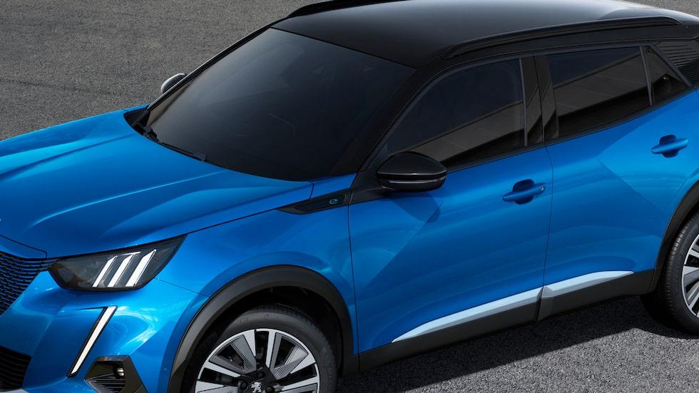 Peugeot 2008 står modell för den nya suven från Jeep och Fiat.
