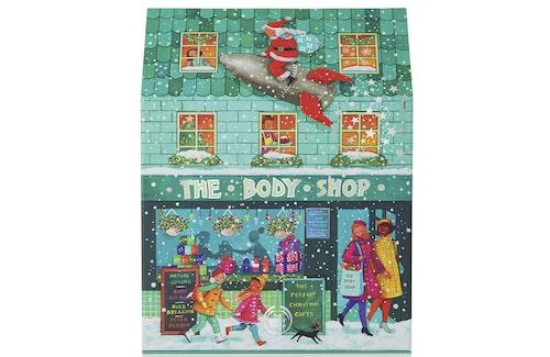 Dream big this christmas ultimate advent calendar, The Body Shop.