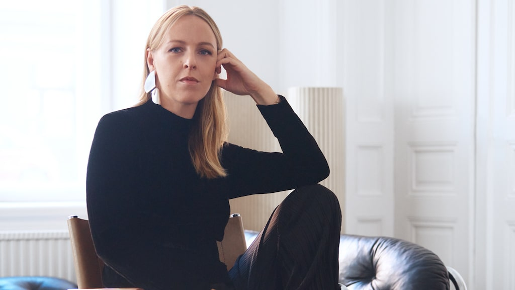 Jonna Bergh, chefredaktör Damernas Värld