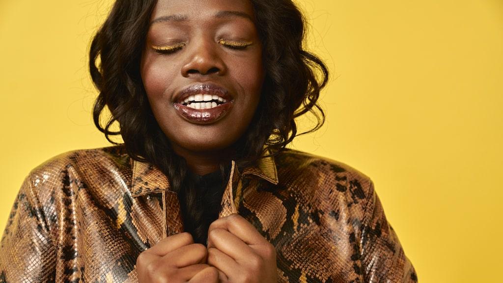 Aysha Jones har fått ta emot mycket hat och hot då hon blivit en frontfigur för Black Lives Matter-rörelsen i Sverige.