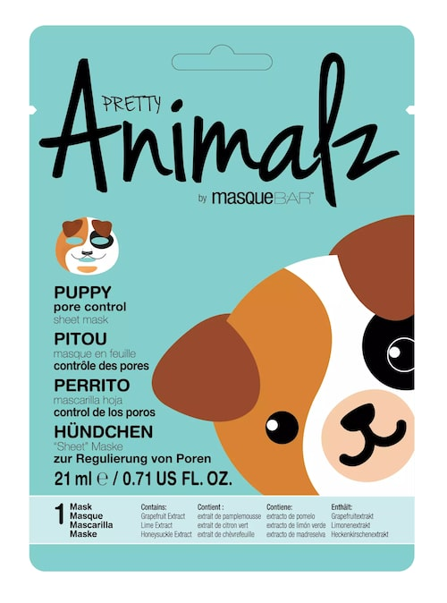 Animalz puppy från Masqebar.