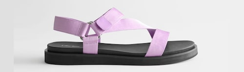 Färgglada sandaler från Vagabond.