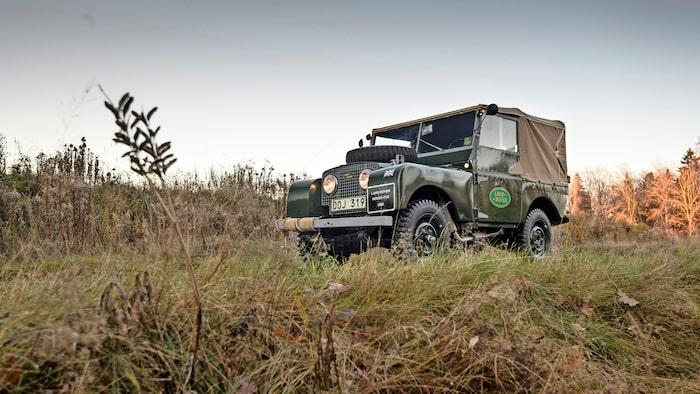 Land Rover Series I är en framgångssaga utan likvärdiga jämförelser i bilvärlden. En mångsidigare arbetshäst går inte att finna.