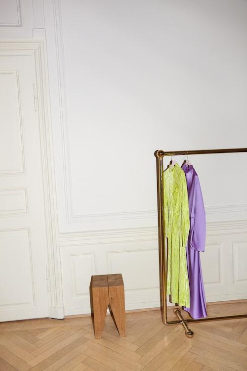 Delar av Stine Goyas höstkollektion.