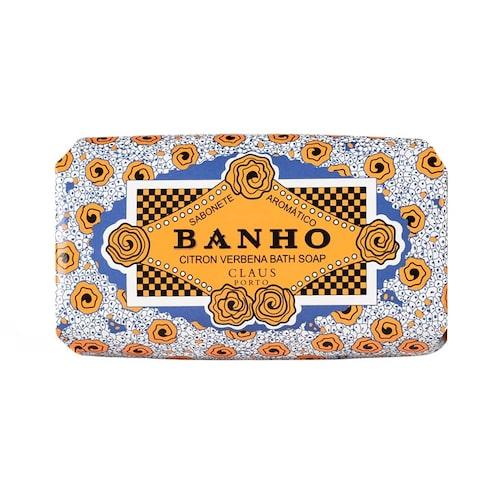Tvål Banho citron verbena från Claus Porto