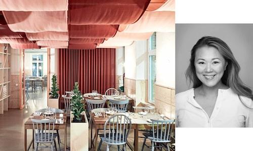 Jennie Walldén bjuder på riktigt bra mat till rimligt pris på sin restaurang Namu.