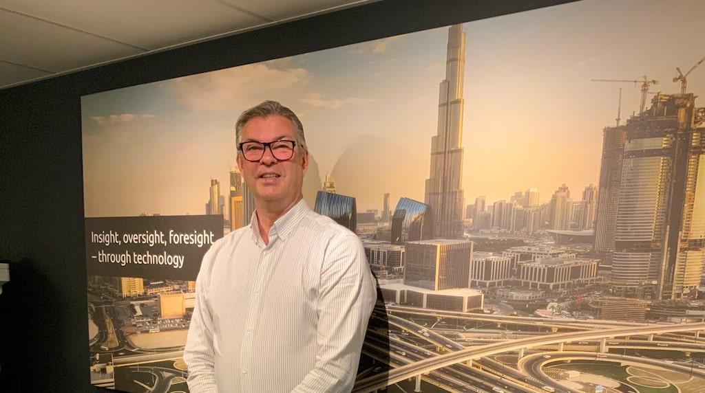 Klas Wassberg är Sverigechef på på GSGroup.