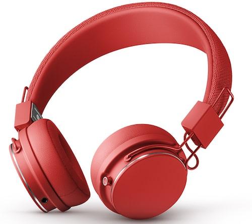 Hopfällbara on ear hörlurar, från Urbanears. Klicka på bilden och kom direkt till hörlurarna.