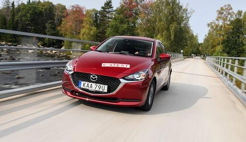 Dagens Mazda 2 börjar bli riktigt gammal, nästa år har den funnits på marknaden i sju år.