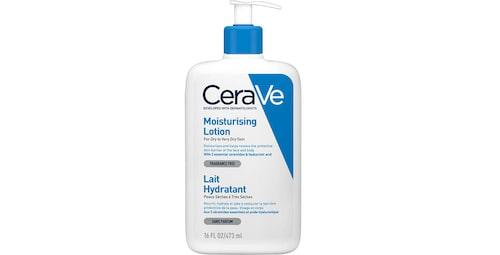 Recension på Daily moisturizing lotion från Cerave.