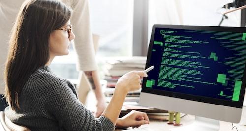 Som kvinna och programmerare kommer du vara eftertraktad på arbetsmarknaden.
