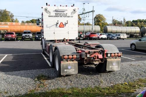 Jo då, lastbilar har också konverterats till A-traktorer. Missa inte listan nedan, intressant läsning.
