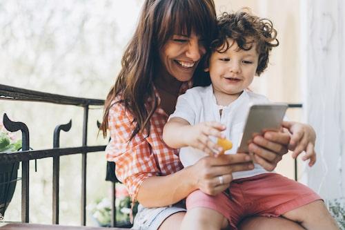 """mama-läsaren Anya tipsar: """"Våga ta med barnen och utgå ifrån att allt går att lösa""""."""