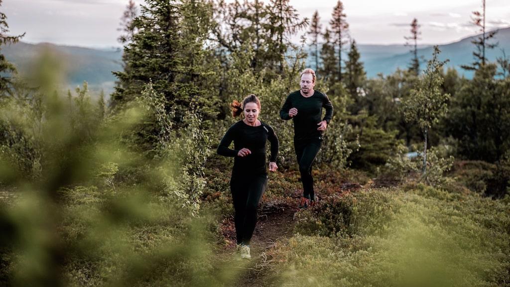 """Paret Jönsson Haag tipsar: """"Om man springer ihop orkar man inte prata så mycket, utan kommer snabbt till kärnan"""""""