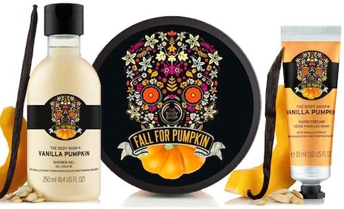 Produkter som håller dig ren och återfuktad hela hösten.