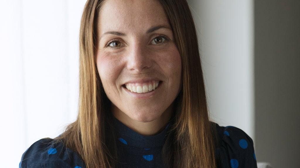 Ur spår! Nu ger sig skiddrottningen Charlotte Kalla in i skönhetsvärlden med en egen serie hudvårdsprodukter.
