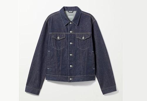 Black Friday: jeansjacka från Weekday. Klicka på bilden för att komma till produkten.