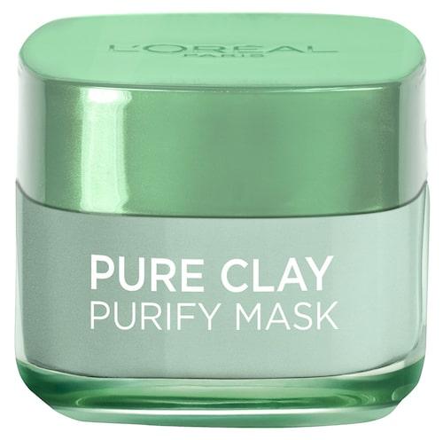 Ansiktsmask från L'Oréal Paris.