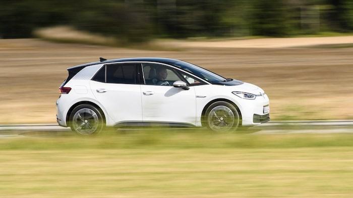 ... och Volkswagen ID.3 är några av bilarna som har chans att bli Årets Bil i Europa 2021.