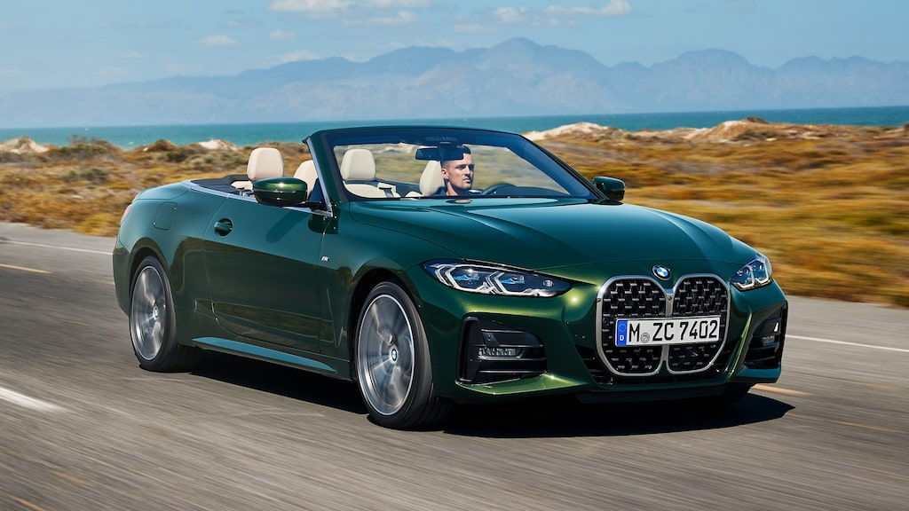 ... BMW 4-serie...