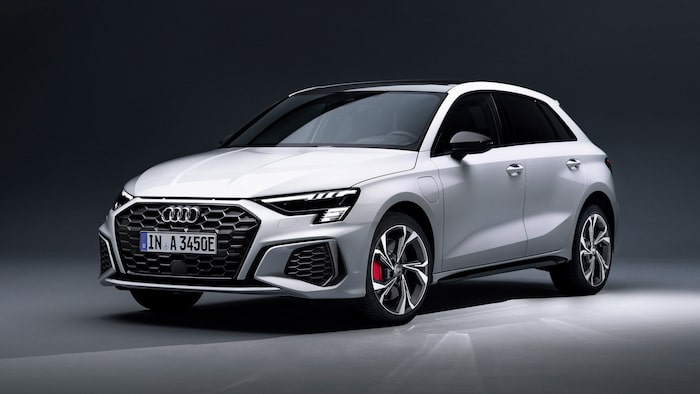 Audi A3...
