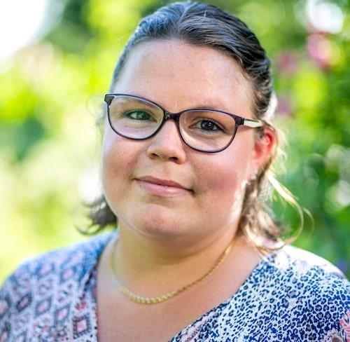 Sophia Wikbro, 33, är barnsjuksköterska och bor med sin man och deras tre barn i Stockholm.