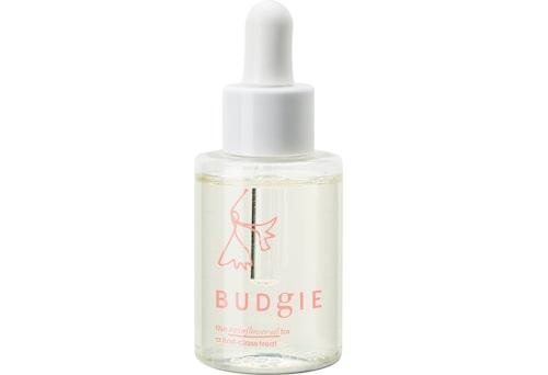 The twinflower oil a first class treat,  Budgie. Klicka på bilden och kom direkt till produkten.