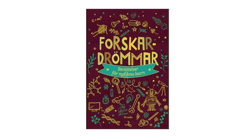 Inte mindre än 60 vackert illustrerade berättelser om barn i Sverige som senare i livet på olika sätt har bidragit till att föra forskningen framåt.