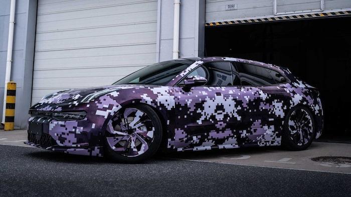 Lynk & Cos är nu under utveckling, men även efter lansering ska bilen fortsätta att utvecklas, menar den kinesiska biltillverkaren, detta med hjälp av OTA-uppdateringar.
