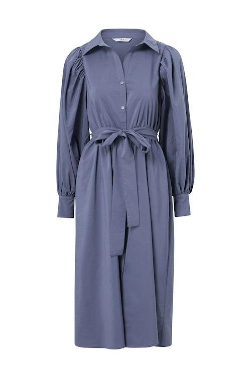 Blå midiklänning från Ellos Collection