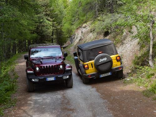Jeep säljer fortsatt bra i USA