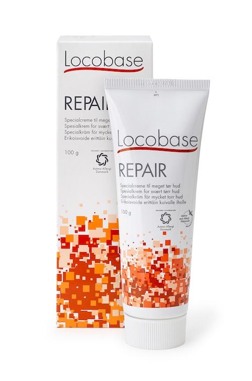 För väldigt torra händer passar Locobase Repair.