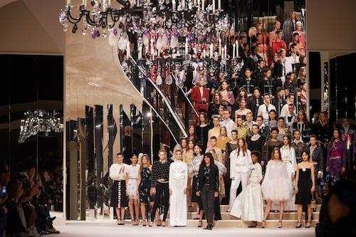 Chanel Métiers d'Art 2019/2020.