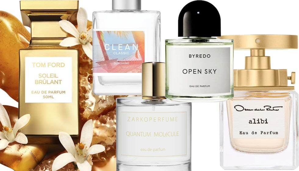 Sommarens nya parfymer 2021!