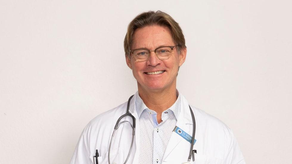 Doktor Mikael Sandström svarar på läsarfrågor om kropp och hälsa.