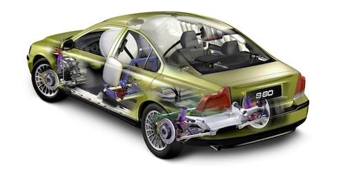 Det är Volvo S60 och S80 av årsmodell 2001-2003 som berörs av återkallelsen i USA.
