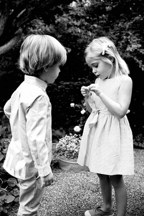 """The children were born in different countries."" - Princess Madeleine of Sweden."