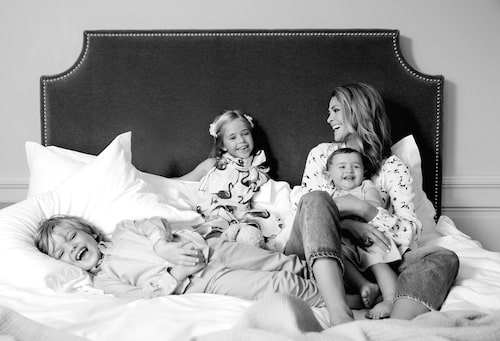 """""""I have a family, my own new family"""" – Princess Madeleine of Sweden."""