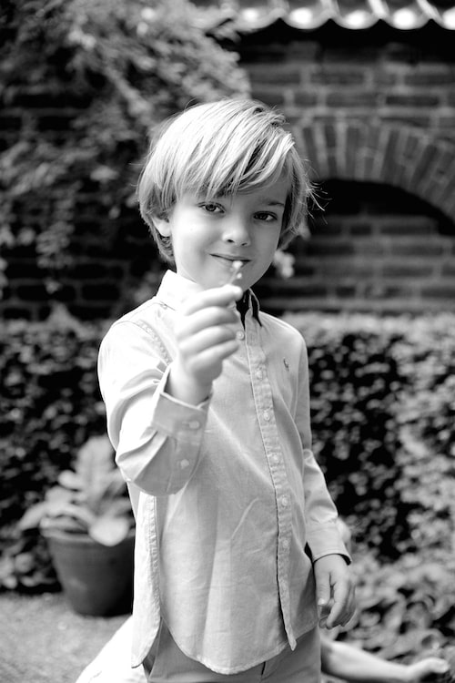 Prince Nicolas.