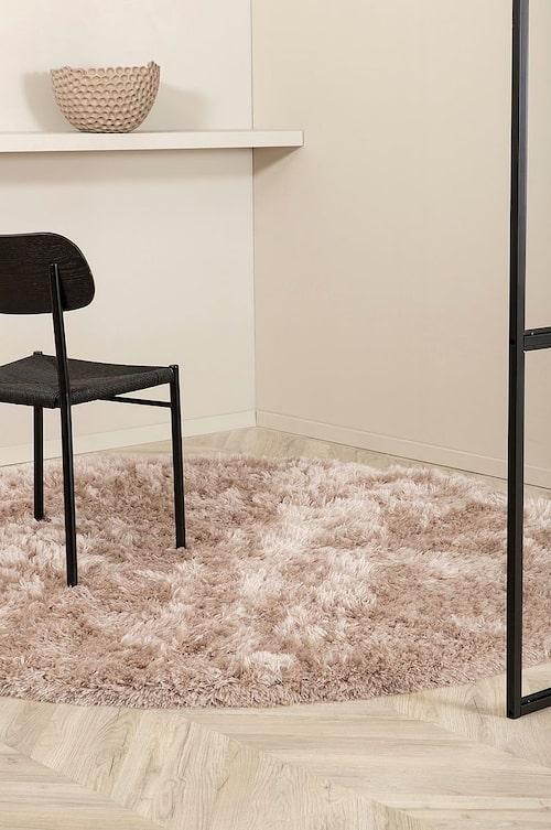 Rund handvävd matta, Venture Home.