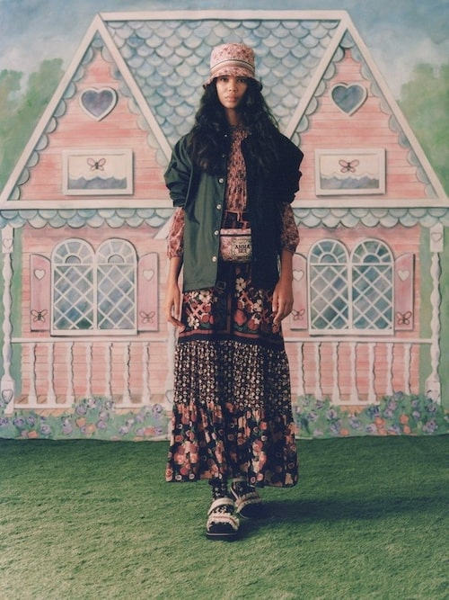 Anna Sui SS21.