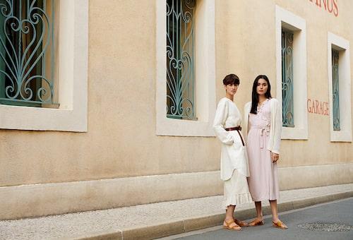 1920-talets avslappnade klänningar har inspirerat den nya kollektionen.