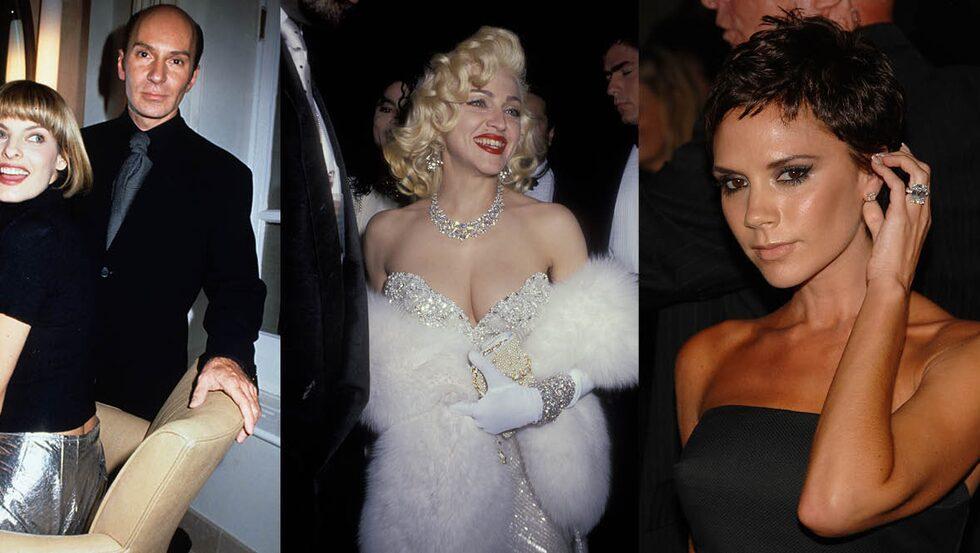 Garren har skapat flera ikoniska klipp för Madonna och Victoria Beckham tex.