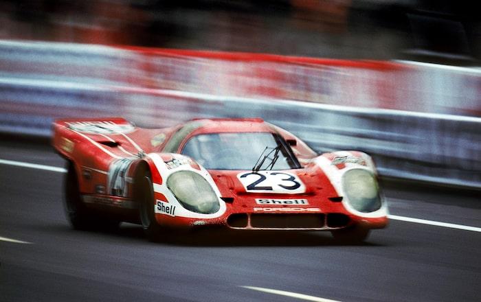 917 K Vinstmaskinen nummer 1. Totalseger på Le Mans 1970 och -71, segrare i vm för sportvagnar under samma säsonger. Le Mans-segern 1971 togs med en 917 K med magnesiumram. Av 21 starter tog 917 K 14 segrar innan modellen förbjöds inför säsongen 1972. En 917 K i modifierad form tävlade på Le Mans så sent som 1981.