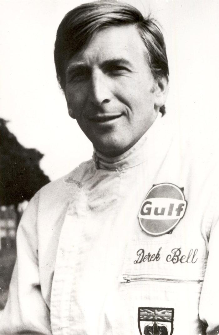 Derek Bell Med fem totalsegrar på Le Mans är han en av de mest framgångsrika sportvagnsförarna genom tiderna. För hans del blev de två segrarna med Porsche 917 under säsongen 1971 en slags dörröppnare till resten av hans sportvagnskarriär.