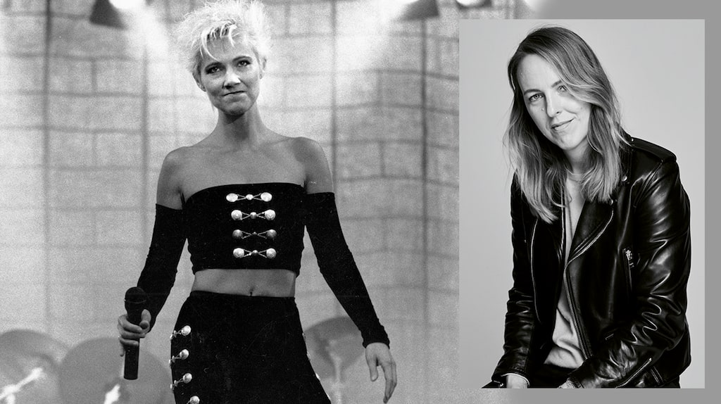 Chefredaktör Jonna Bergh minns Marie Fredriksson.